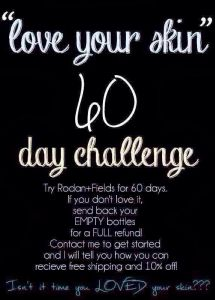 60 day challenge!